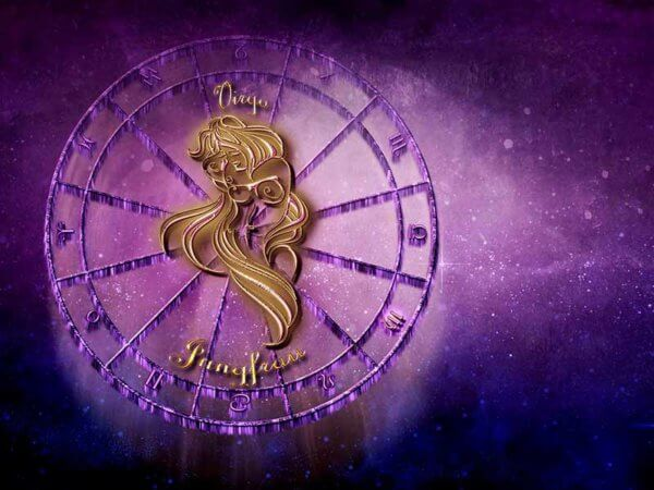 El signo del zodiaco de Virgo
